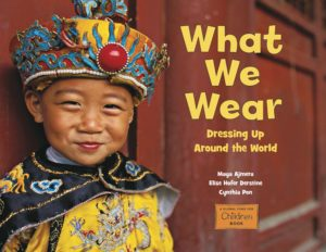 2018 Pink Shirt Day -- 4. Appreciating Music, Dance and Clothing--What We Wear Book Cover